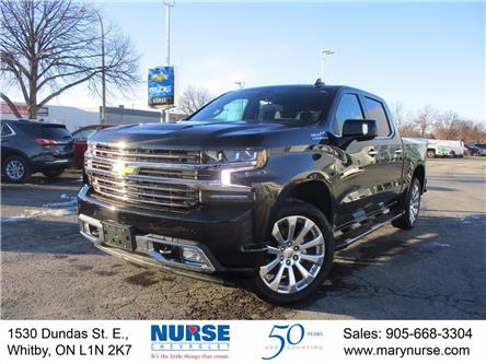 2021 Chevrolet Silverado 1500 High Country (Stk: 21P068) in Whitby - Image 1 of 29