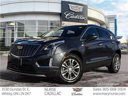2021 Cadillac XT5 Premium Luxury (Stk: 21K087) in Whitby - Image 1 of 26
