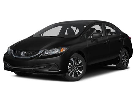 2015 Honda Civic EX (Stk: X21130A) in Oakville - Image 1 of 10