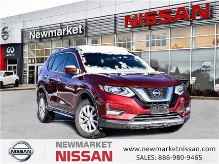 2018 Nissan Rogue SV (Stk: UN1185) in Newmarket - Image 1 of 17