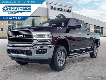 2021 RAM 3500 Laramie (Stk: WD2101) in Red Deer - Image 1 of 25