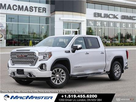 2021 GMC Sierra 1500 Denali (Stk: 210333) in London - Image 1 of 22