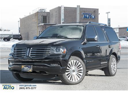 2017 Lincoln Navigator Reserve (Stk: L01992) in Milton - Image 1 of 24