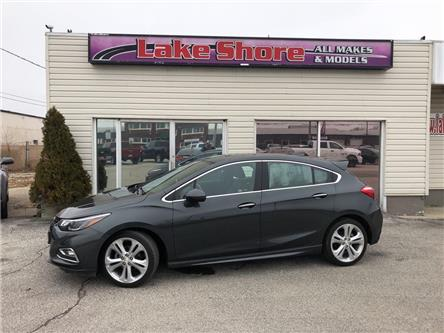 2017 Chevrolet Cruze Hatch Premier Auto (Stk: K9493) in Tilbury - Image 1 of 20