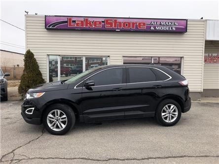 2017 Ford Edge SEL (Stk: K9499) in Tilbury - Image 1 of 19