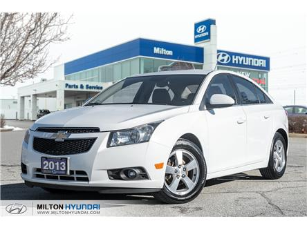2013 Chevrolet Cruze LT Turbo (Stk: 234115) in Milton - Image 1 of 19