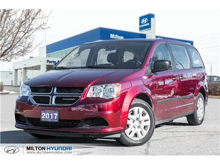 2017 Dodge Grand Caravan CVP/SXT (Stk: 815533) in Milton - Image 1 of 18