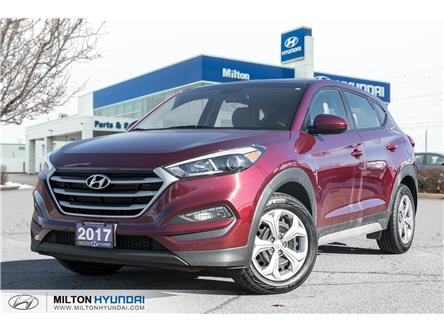 2017 Hyundai Tucson Base (Stk: 540531) in Milton - Image 1 of 20