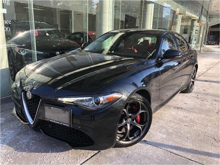2018 Alfa Romeo Giulia ti (Stk: VWDT13) in Toronto - Image 1 of 28