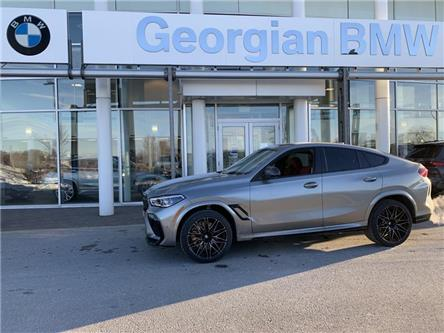 2021 BMW X6 M Competition (Stk: B21073) in Barrie - Image 1 of 11