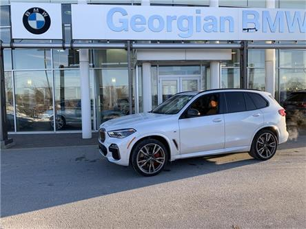 2021 BMW X5 M50i (Stk: B21093) in Barrie - Image 1 of 10