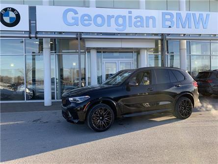 2021 BMW X5 M Competition (Stk: B21095) in Barrie - Image 1 of 12