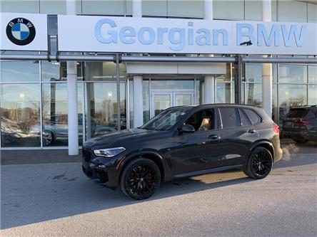2021 BMW X5 M50i (Stk: B21097) in Barrie - Image 1 of 11