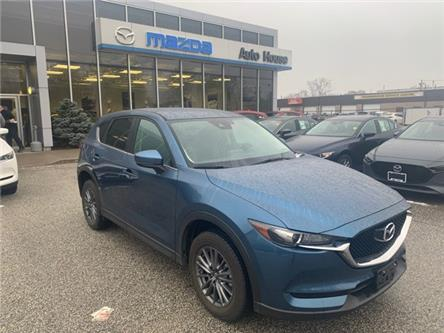 2018 Mazda CX-5 GS (Stk: M4553) in Sarnia - Image 1 of 8