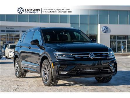2021 Volkswagen Tiguan Highline (Stk: 10089) in Calgary - Image 1 of 47