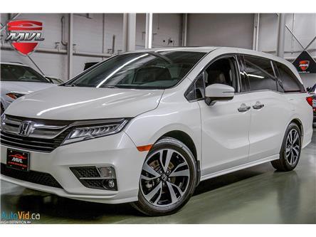 2018 Honda Odyssey Touring (Stk: ) in Oakville - Image 1 of 32