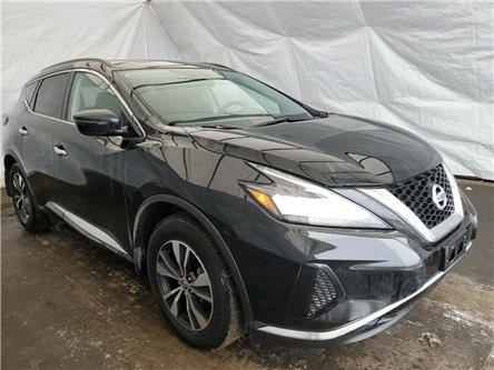 2019 Nissan Murano SV (Stk: IU2160) in Thunder Bay - Image 1 of 18