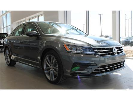 2019 Volkswagen Passat Wolfsburg Edition (Stk: V7595) in Saskatoon - Image 1 of 23