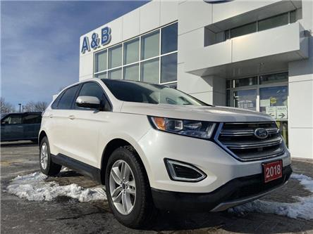 2018 Ford Edge SEL (Stk: 20179AA) in Perth - Image 1 of 18