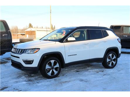 2018 Jeep Compass North (Stk: LT052K) in Rocky Mountain House - Image 1 of 29