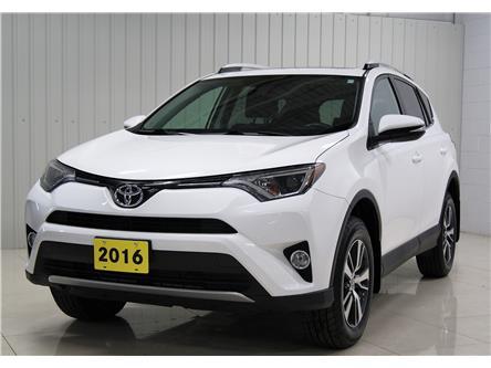 2016 Toyota RAV4 XLE (Stk: P6196) in Sault Ste. Marie - Image 1 of 16