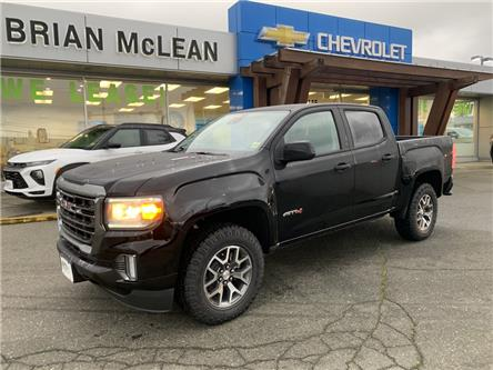 2021 GMC Canyon  (Stk: M6095-21) in Courtenay - Image 1 of 3