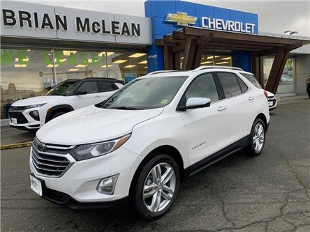 2021 Chevrolet Equinox Premier (Stk: M6056-21) in Courtenay - Image 1 of 6