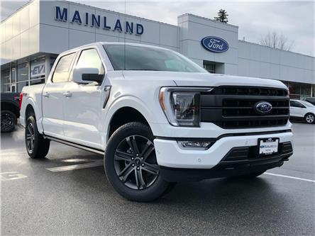 2021 Ford F-150 Lariat (Stk: 21F18600) in Vancouver - Image 1 of 30