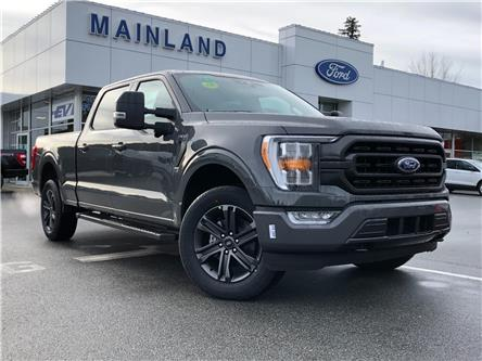 2021 Ford F-150 XLT (Stk: 21F18551) in Vancouver - Image 1 of 30