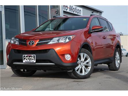 2015 Toyota RAV4  (Stk: 201259) in Chatham - Image 1 of 22