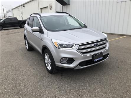 2018 Ford Escape SEL (Stk: JUC72439L) in Wallaceburg - Image 1 of 14