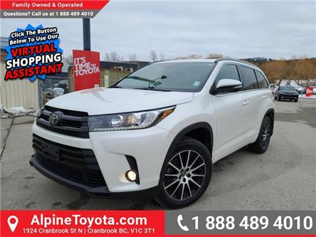 2018 Toyota Highlander  (Stk: S532518M) in Cranbrook - Image 1 of 24