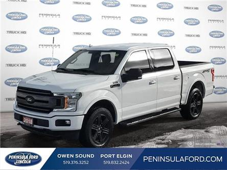 2018 Ford F-150 XLT (Stk: 21FE07A) in Owen Sound - Image 1 of 24