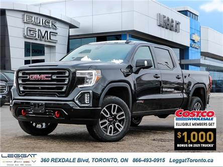 2021 GMC Sierra 1500 AT4 (Stk: 190026) in Etobicoke - Image 1 of 26