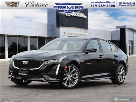 2021 Cadillac CT5 Sport (Stk: 210230) in Windsor - Image 1 of 27