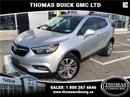 2019 Buick Encore Sport Touring (Stk: UT83633) in Cobourg - Image 1 of 22