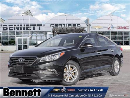 2015 Hyundai Sonata GLS (Stk: 210254A) in Cambridge - Image 1 of 27