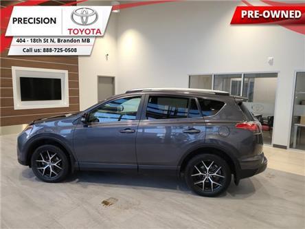 2016 Toyota RAV4 SE (Stk: 210731) in Brandon - Image 1 of 29