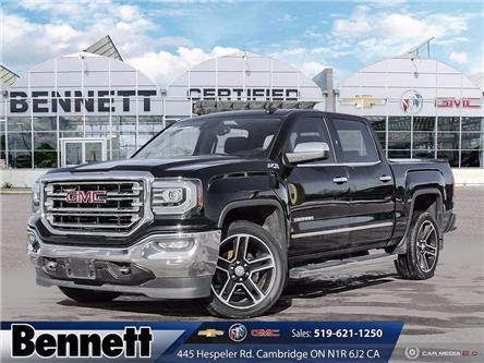 2017 GMC Sierra 1500 SLT (Stk: 210131A) in Cambridge - Image 1 of 27