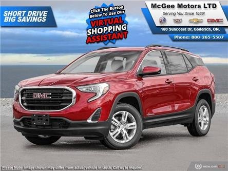 2021 GMC Terrain SLE (Stk: 344605) in Goderich - Image 1 of 23