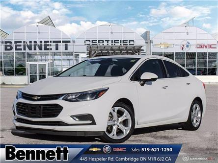 2017 Chevrolet Cruze Premier Auto (Stk: 343731) in Cambridge - Image 1 of 27