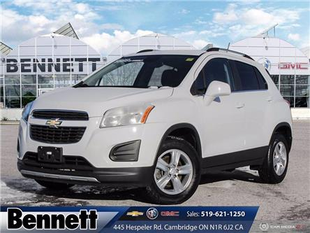 2015 Chevrolet Trax 2LT (Stk: 343681) in Cambridge - Image 1 of 27