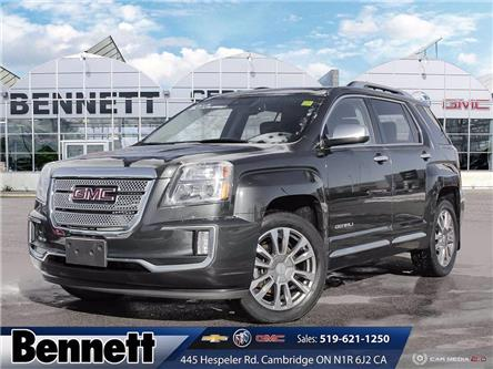 2017 GMC Terrain Denali (Stk: 210172A) in Cambridge - Image 1 of 27