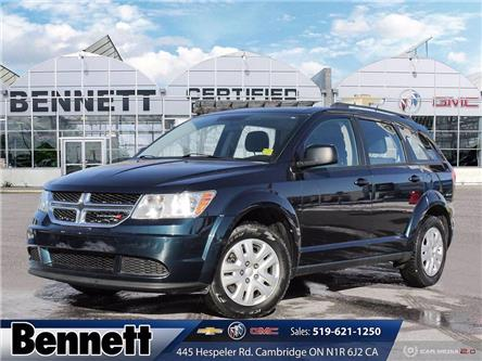 2015 Dodge Journey CVP/SE Plus (Stk: 200716A) in Cambridge - Image 1 of 27