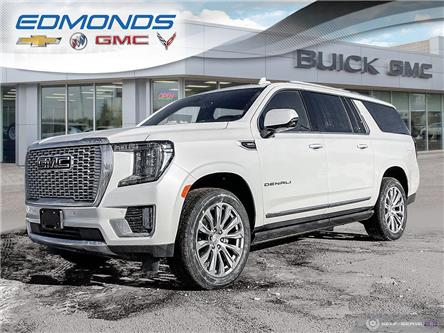 2021 GMC Yukon XL Denali (Stk: 1227) in Huntsville - Image 1 of 27