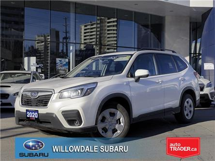 2020 Subaru Forester 2.5i >>No accident<< (Stk: P3497) in Toronto - Image 1 of 16