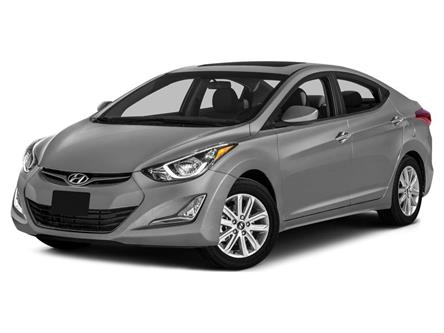 2015 Hyundai Elantra GLS (Stk: 30178A) in Thunder Bay - Image 1 of 10