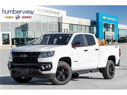 2021 Chevrolet Colorado LT (Stk: 21CL017) in Toronto - Image 1 of 20