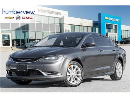 2015 Chrysler 200 C (Stk: A0L131A) in Toronto - Image 1 of 22