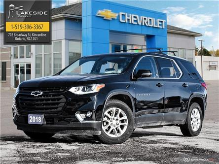 2018 Chevrolet Traverse LT (Stk: T1034A) in Kincardine - Image 1 of 30